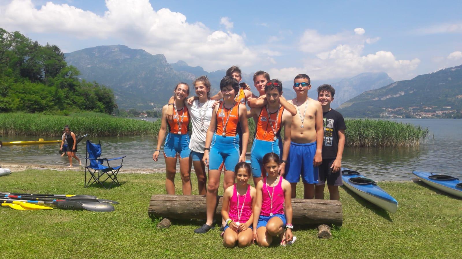 Gara regionale ragazzi & canoagiovani – Oggiono